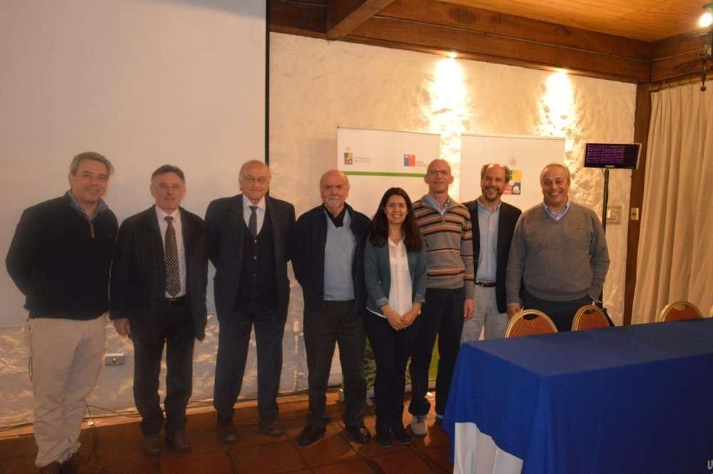 Seminario Internacional PMG Kiwi Chile-Italia