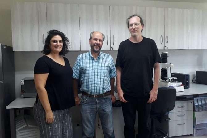 Estudiante de la Universidad Szent Istvan, Budapest, realiza su práctica profesional en nuestro Laboratorio